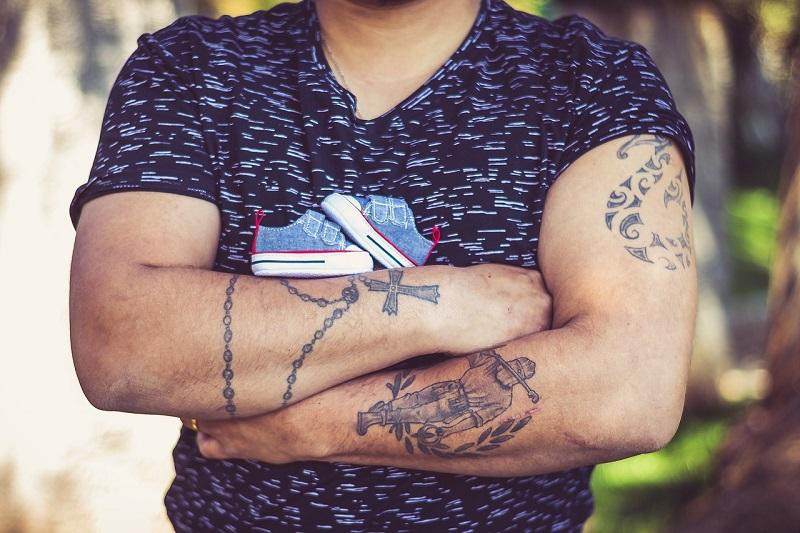 Tattoo nano shock
