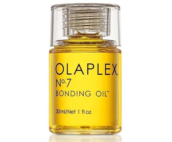 Olaplex hair restoration oil